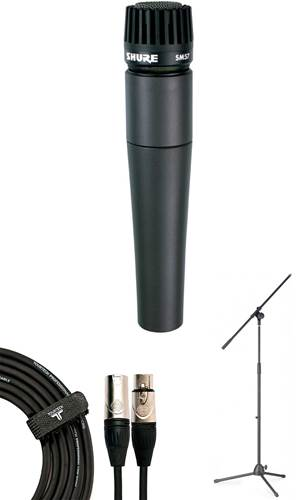Shure SM57 LCE Microphone Pack