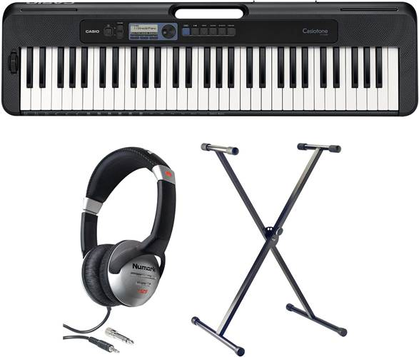 Casio CT-S300 Digital Keyboard Pack
