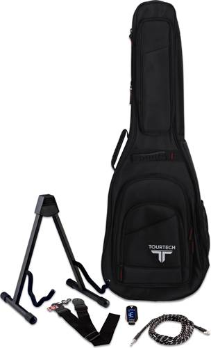TOURTECH Basic Accessory Pack for Electric Guitar
