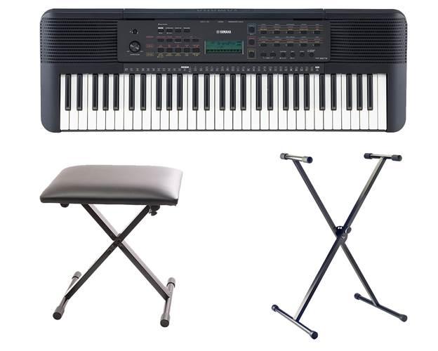 Yamaha PSR-E273 Digital Keyboard Pack