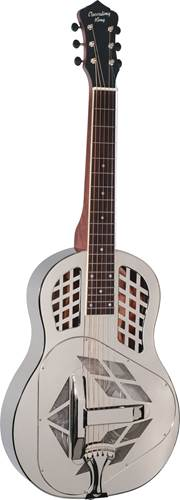 Recording King RM-991-S Bell Brass Resonator Tricone Squareneck