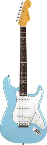 Fender Eric Johnson Strat Rosewood Fingerboard Tropical Turquoise