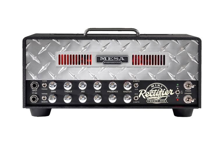 Mesa Boogie Mini Rectifier Twenty Five Valve Amp Head