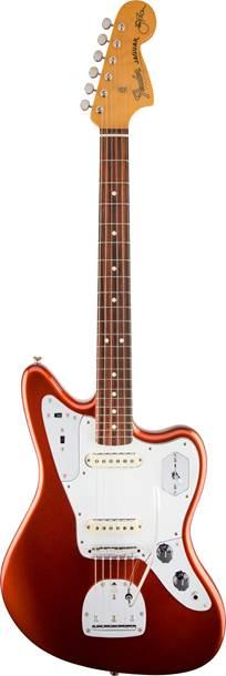 Fender Johnny Marr Jaguar Rosewood Fingerboard Metallic KO
