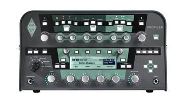 Kemper Digital Profiler Head Black Modelling Amp