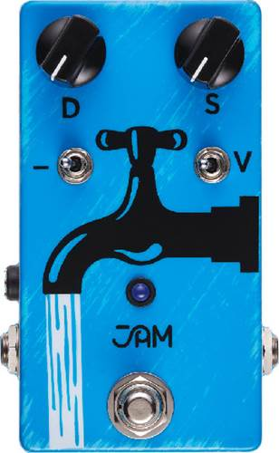 Jam Pedals Waterfall Chorus and Vibrato Pedal