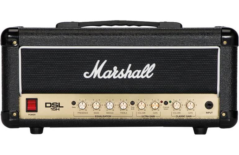 Marshall DSL15H 15 Watt Head