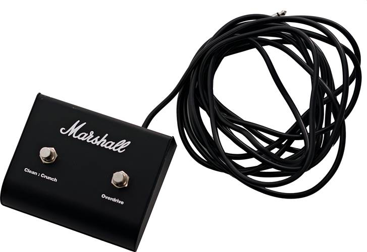 Marshall PEDL 90010 MG 2 Button Footswitch (Ex-Demo) #006