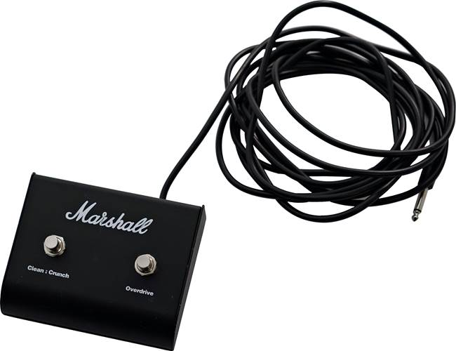 Marshall PEDL 90010 MG 2 Button Footswitch (Ex-Demo) #002