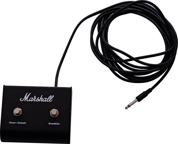 Marshall PEDL 90010 MG 2 Button Footswitch (Ex-Demo) #001