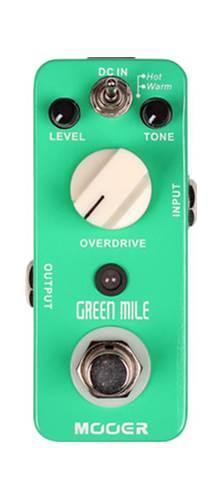 Mooer Green Mile Overdrive