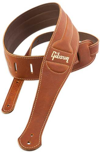Gibson The Classic Guitar Strap Brown