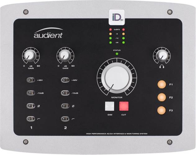 Audient ID22 USB Interface