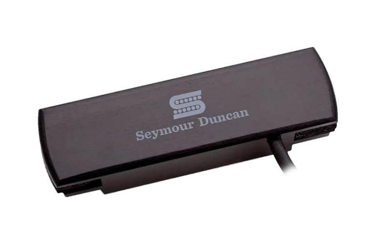 Seymour Duncan SA-3HC Hum Cancelling Woody Acoustic Soundhole Pickup Black