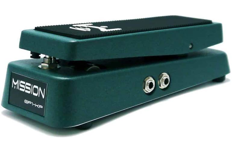 Mission Engineering EP1-KP-GN Expression Pedal for Kemper Green