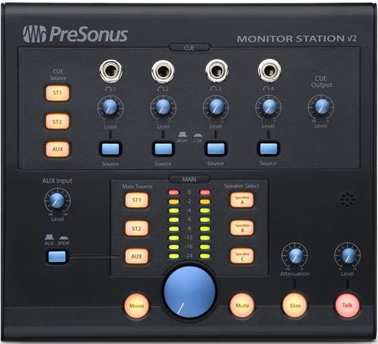Presonus Monitor Station V2 (Ex-Demo) #20027