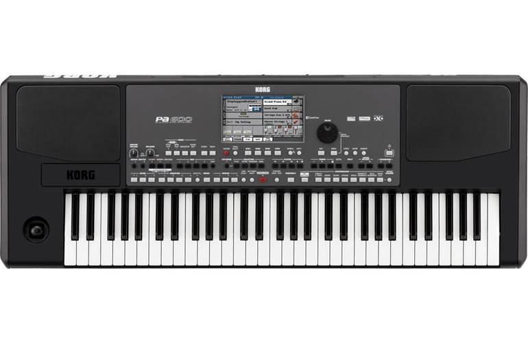 Korg PA600 Arranger Keyboard (Ex-Demo) #089013