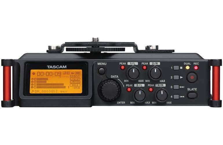 Tascam DR-70D DSLR Recorder (Ex-Demo) #1740441
