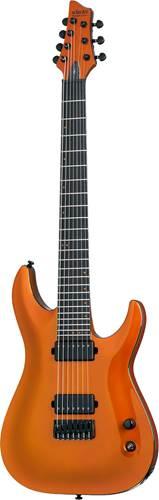 Schecter Keith Merrow KM-7 Lambo Orange