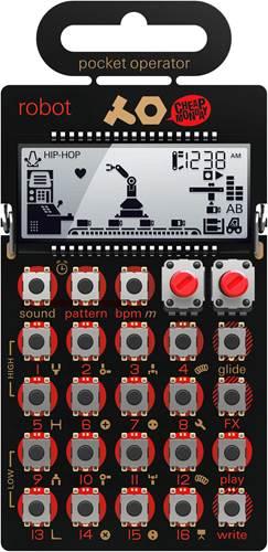 Teenage Engineering PO-28 Robot