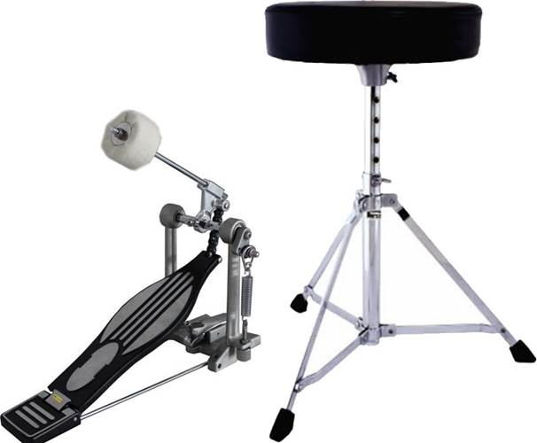 Mapex P200 Pedal and Throne Pack