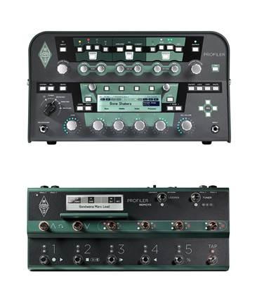 Kemper Digital Profiler PowerHead And Profiler Remote Modelling Amp