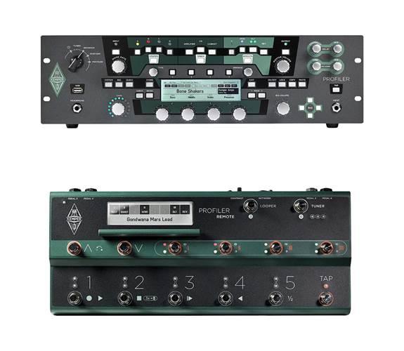 Kemper Digital Profiler Rack And Profiler Remote Modelling Amp