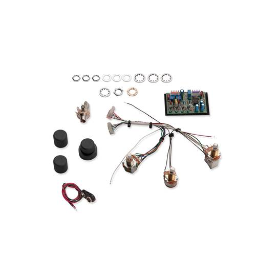 Seymour Duncan Stc-2P 2-Band Passive Pickups