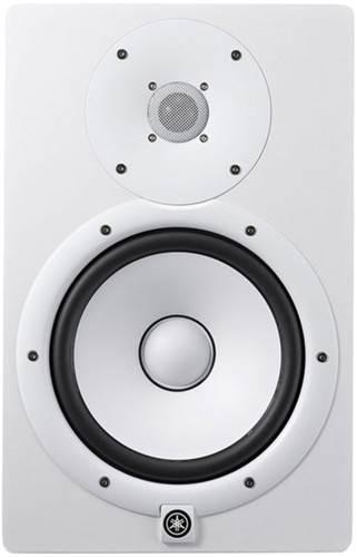 Yamaha HS8W Monitor White (Single) (Ex-Demo) #BFAY01180