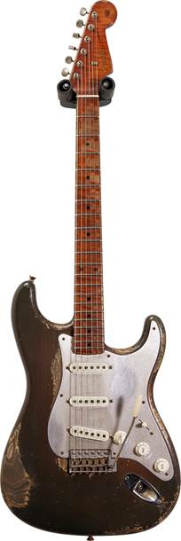Fender Custom Shop Limited Edition 1957 Stratocaster Relic Bronze Patina Master Built by Dale Wilson #CZ550784