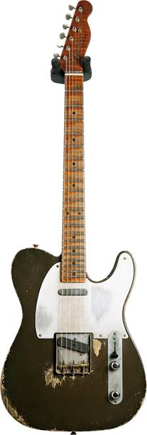 Fender Custom Shop Limited Edition 1952 Telecaster Relic Bronze Patina Master Built by Dale Wilson #R106078