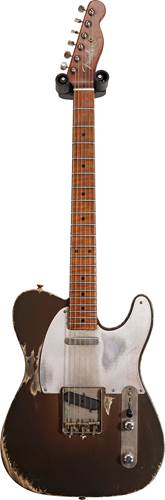 Fender Custom Shop Limited Edition 1952 Telecaster Relic Bronze Patina Master Built by Dale Wilson #R106345