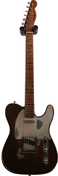 Fender Custom Shop Limited Edition 1952 Telecaster Relic Bronze Patina Master Built by Dale Wilson #R108590