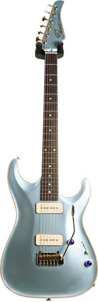 Pensa Guitars MK-90 Blue Ice Metallic #0917