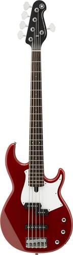 Yamaha BB235RBR BB235 5 String Bass Raspberry Red