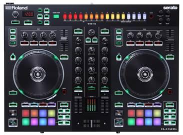 Roland DJ-505 DJ Controller (Ex-Demo) #Z1I0083