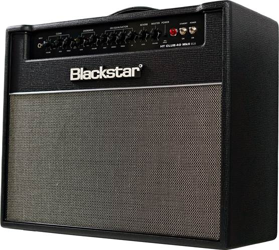 Blackstar HT Club 40 MkII (Ex-Demo) #(21)HCA200413019