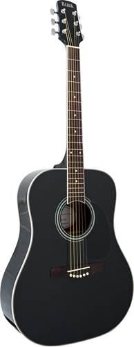 Adam Black S2 Acoustic Guitar Black