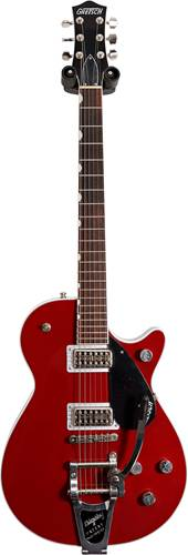 Gretsch G6131T Players Edition Jet with Bigsby Firebird Red (Ex-Demo) #JT18020770