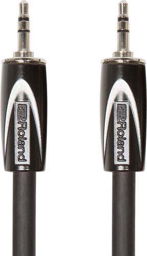 Roland 10Ft/3M Interconnect Cable, 3.5mm TRS-3.5mm TRS, Balanced
