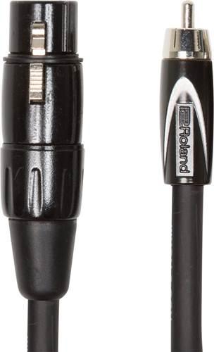 Roland 10Ft/3M Interconnect Cable, XLR(Female)-RCA