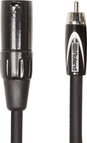 Roland 10Ft/3M Interconnect Cable, XLR(Male)-RCA