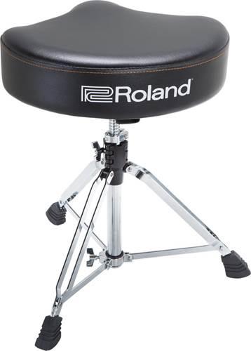 Roland RDT-SV Saddle Drum Throne with Vinyl Seat