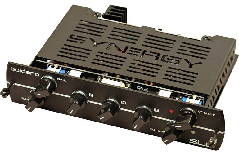 Synergy Amps Soldano SLO Two Channel Pre-amp Module (Ex-Demo) #10070618037