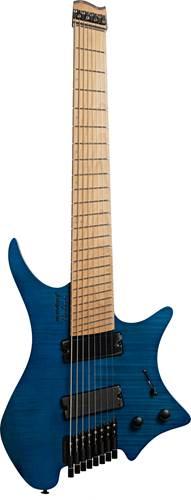 Strandberg Standard 8 Maple Flame Blue #C2006013