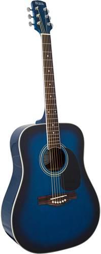 Adam Black S2 Acoustic Guitar Blue