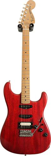 Fender Custom Shop Custom Stratocaster NOS Hand Stained Aged Cherry Master Built by Jason Smith #XN12587