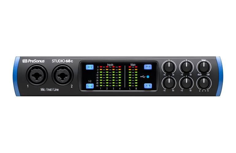 Presonus Studio 68c USB Interface