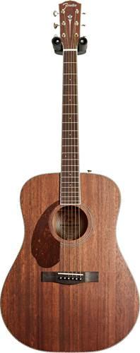 Fender PM-1 Dreadnought All Mahogany Ovangkol Fingerboard Left Handed