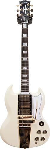 Gibson Custom Shop 1963 Les Paul SG Custom Reissue 3-Pickup with Maestro VOS